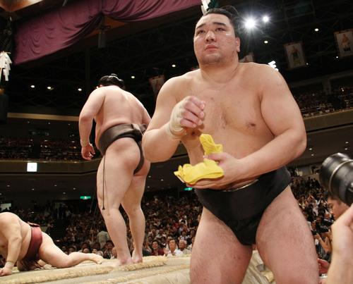 取り組み 相撲 の 今日 の